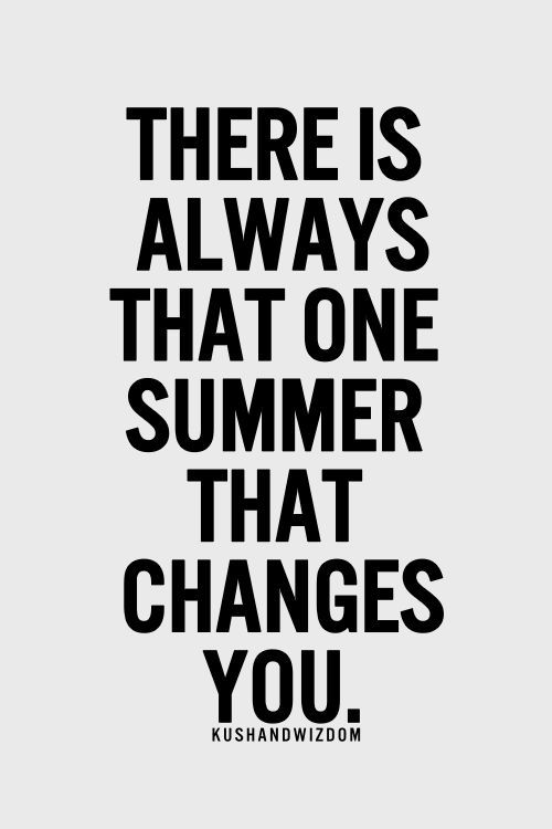 // this is the summer that I started fighting for myself & realizing who I truly was & fell in love with my life!!