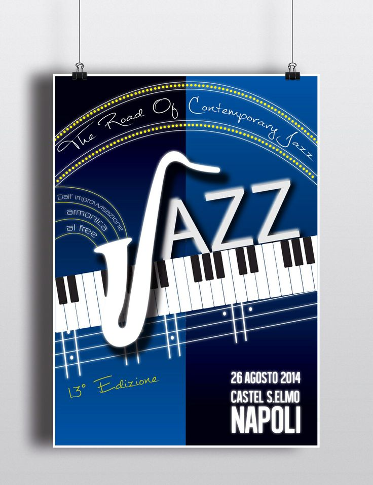 Manifesto jazz blue