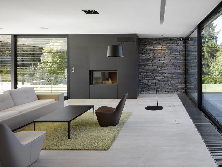 8 besten steinwand bilder auf pinterest | natursteine, steinwand ... - Wohnzimmer Design Steinwand