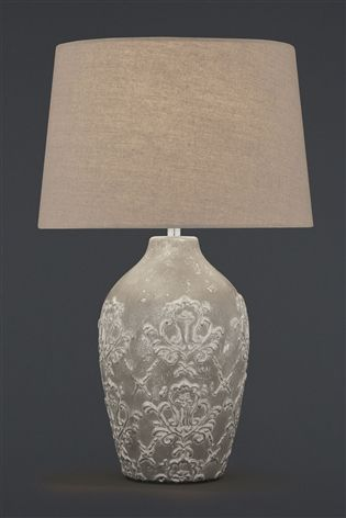 Buy Nostalgia Ceramic Table Lamp From The Next UK Online Shop