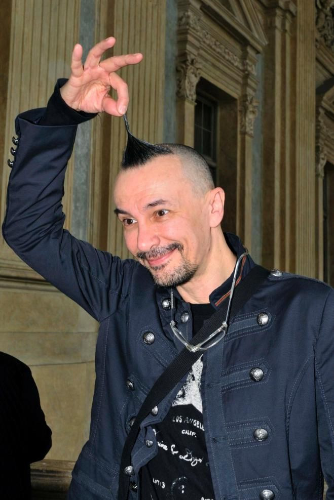 Il trasformista Arturo Brachetti a 105 Mi Casa - Foto - Radio 105 Network - Radio Online - Tv Online - Streaming TV