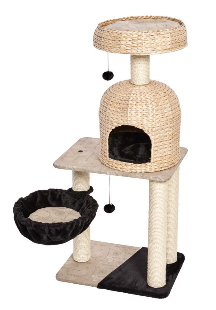 Feline Nuvo Reid Wicker Cat Furniture | MidWest Homes For Pets