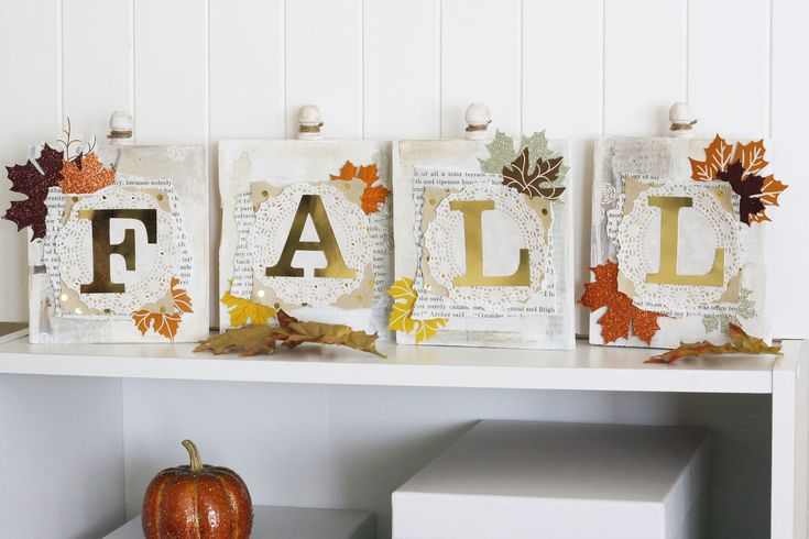 shoes stores online from a-z DIY decor | Words, Woods and Fall