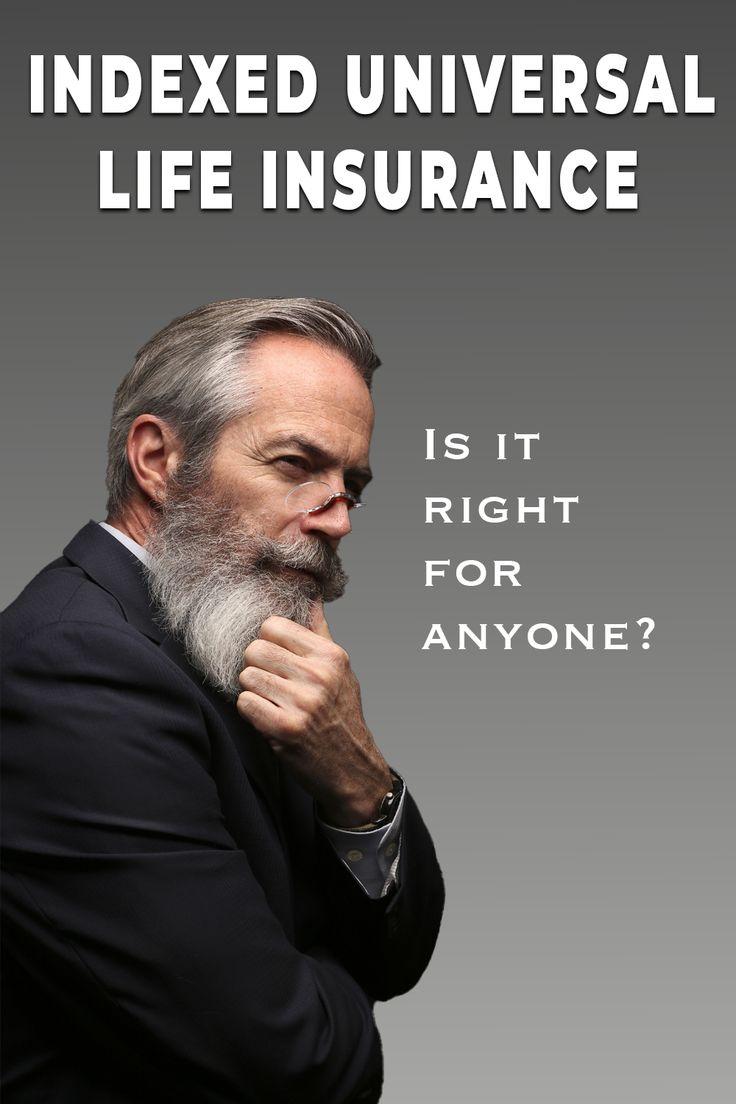 Indexed universal life insurance universal life