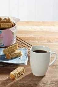 These rusks are a great snack to enjoy with your coffee