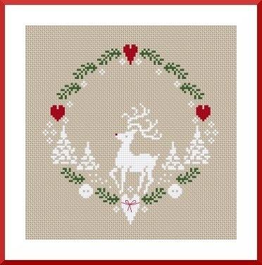 reindeer circle..                                                                                                                                                                                 もっと見る