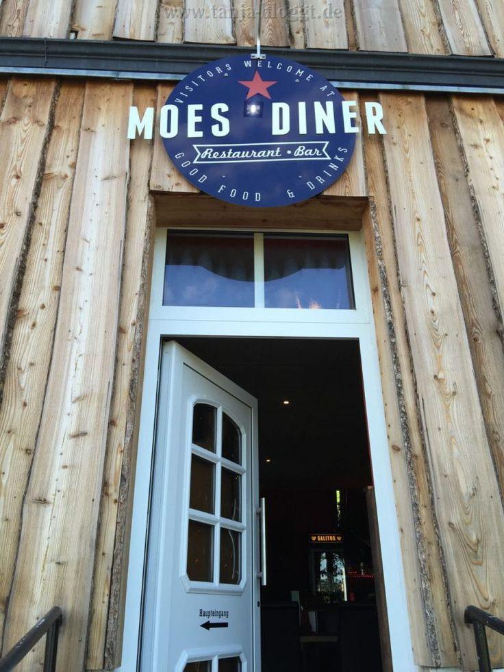 Solltet ihr mal nach Schloß Holte-Stukenbrock kommen, dann solltet ihr das MOE`S DINER besuchen. Nach unserem langen Ausflugstag im Safaripark Stukenbrock fanden wir dieses tolle Restaurant.