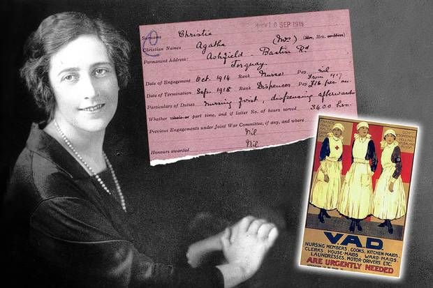 a creative life agatha christies life And life for the writer seemed both creative and agatha christie: it was the real-life disappearance of agatha christie that.