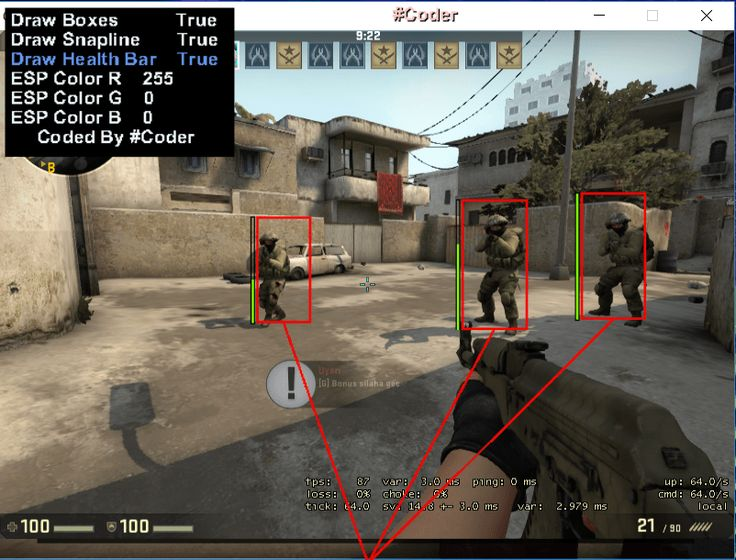Cs:GO WallHack - Esp Line - Health Bar - https://www.guideofgame.com/csgo-wallhack-esp-line-health-bar/ - #CsGoAimWallhack, #CsGoAntiWallhack, #CsGoWallhack, #CsGoWallhack2017, #CsGoWallhackAimbotDownload, #CsGoWallhackCode, #CsGoWallhackCommand, #CsGoWallhackDownload - cs go aim wallhack, cs go anti wallhack, cs go wallhack, cs go wallhack 2017, cs go wallhack aimbot download, cs go wallhack code, cs go wallhack command, cs go wallhack download
