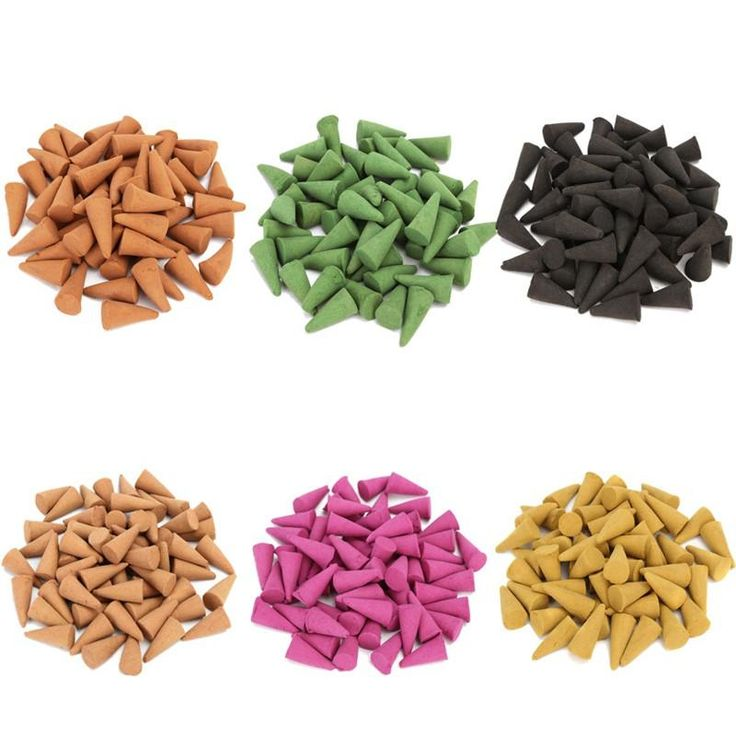 Incense Cones Candles Aroma