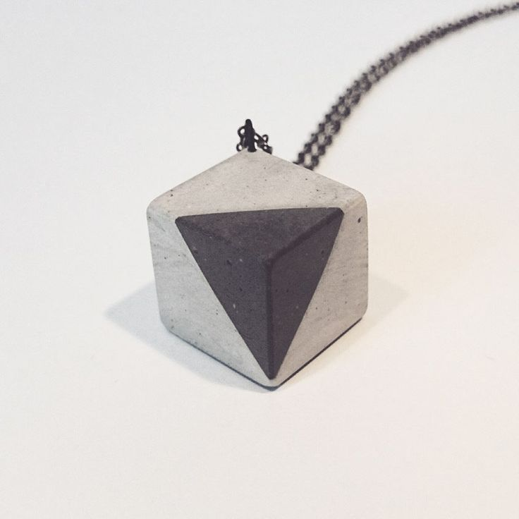 Get Inspired: Handmade Concrete Jewelry from Thorning Astrup