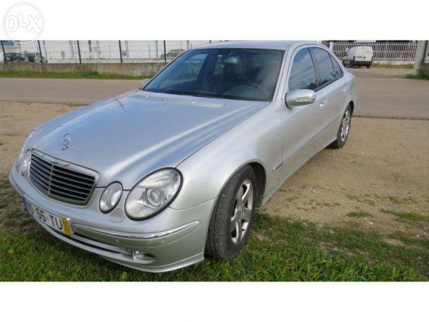 Mercedes benz e 270 cdi preços usados