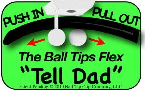 Ball Tip Clips | Indiegogo