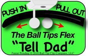 Ball Tip Clips | Indiegogo