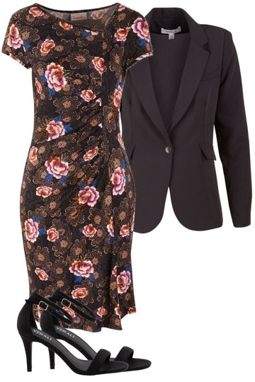 Sophisticated Style Outfit includes bird keepers, Maiocchi, and Verali - Birdsnest Online Shop