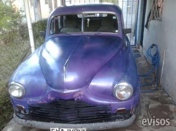 Vendo Auto vanguard del 51.  Motor peugeot XD2 IV francés, exonerado de paten ..  http://las-piedras-city.evisos.com.uy/vendo-auto-vanguard-del-51-id-328184