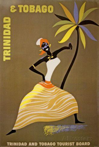 Trinité-et-Tobago Affiches sur AllPosters.fr