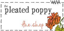 The Pleated Poppy