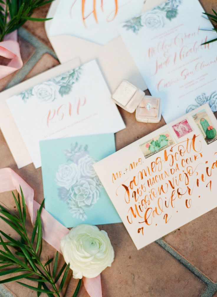 paper style wedding invitations%0A The Ultimate Inspiration for a Colorful BohoStyle Wedding