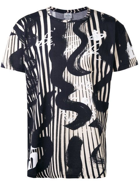 Vivienne Westwood abstract print T-shirt