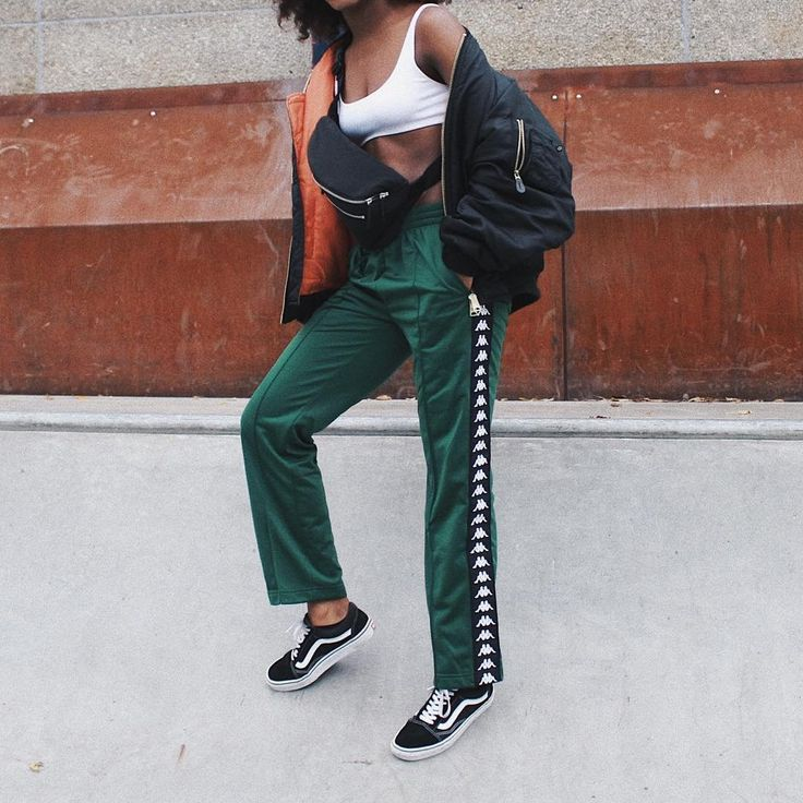 """68 Likes, 5 Comments - Cherisha Etnel (@cherishaetnel) on Instagram: """"#Goodmorning just taking a moment to show of these amazing @kappa_official trousers!! Y'all have no…"""""""