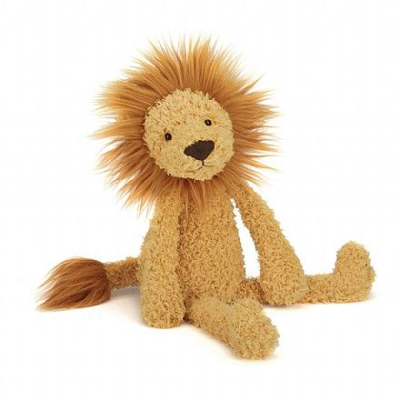 Jellycat, Wild Thing Lion Soft Toy