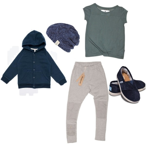 unisex spring outfit