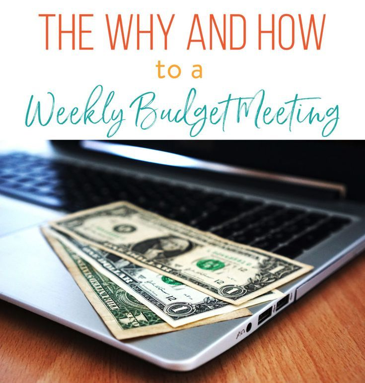 Divorce Letter Template Free%0A The Why and How to a Weekly Budget Meeting   Thriving Home