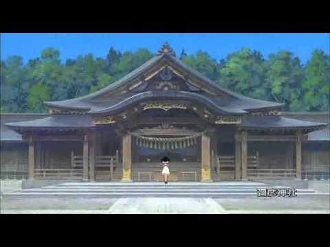 """Fuji TV (Japan) - """"Sazae-san"""" opening credits & sponsors..."""