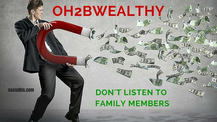 Peter Wheaton..DON'T LISTEN TO FAMILY AND FRIENDS .. Oh2bwealthy (DAY 2)