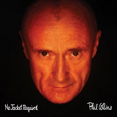 Phil Collins - No Jacket Required LP RE (180 Gram, Audiophile)