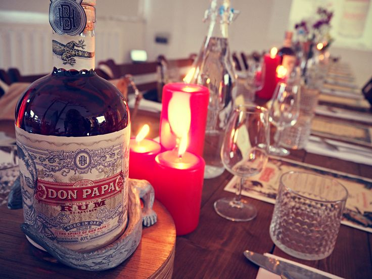 The Sugarlandia Dinner Party With Don Papa Rum // The Gem Agenda Blog