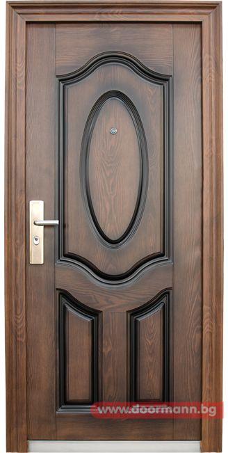 Блиндирана входна врата - Код 141-5Y