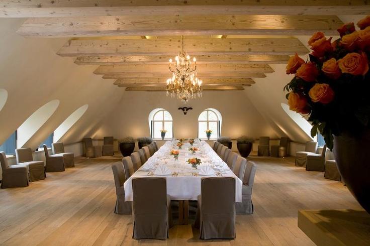 Cute Bankett Saal ber dem Seehaus Restaurant Seehaus im Englischen Garten Pinterest
