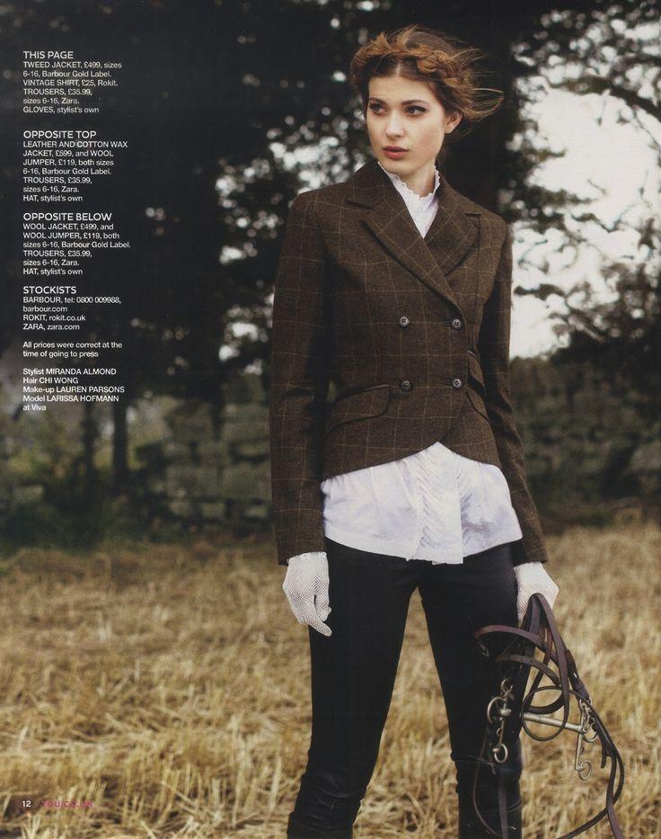 British country style (via blackaristo)