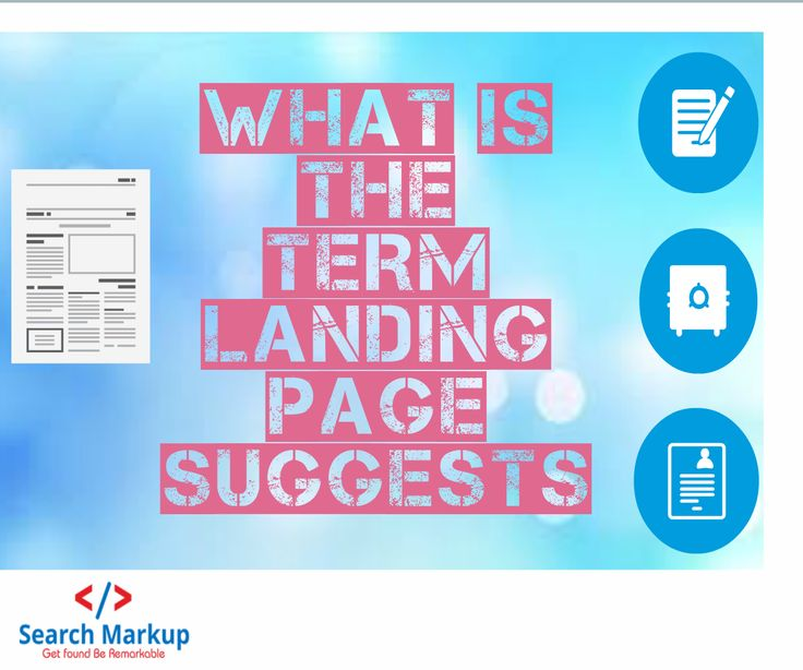 What is Landing Page Suggests ? #seo #digitalmarketing #landingpagesuggests  Know more visit http://searchmarkup.com or Call +91-9871026077