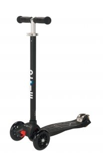maxi micro black scooter for kids