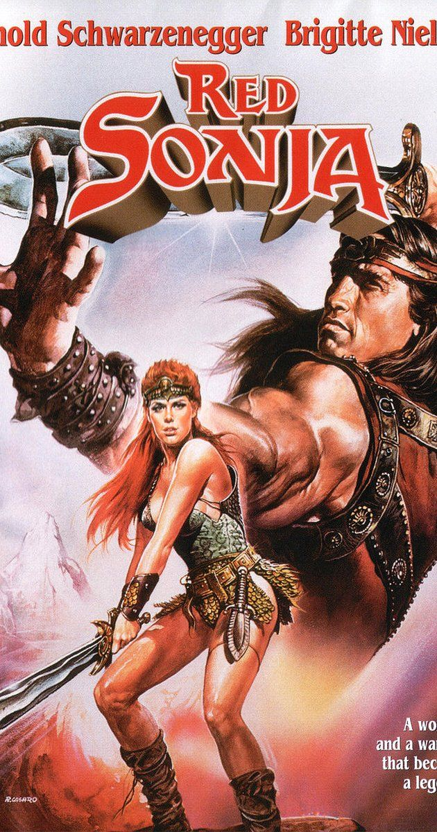 Red Sonja (1985) - IMDb