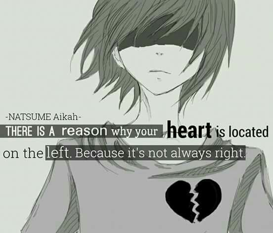 ???? Your heart is in the center of your rib cage.