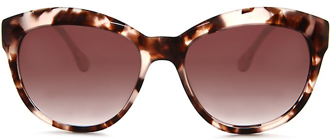 These gorgeously smoky tortoise shell shades have a stunning pink twist which lifts any complexion and provides the perfect feminine allure. We recommend wearing with a sassy little strappy summer dress or feminine floral print maxi to get maximum mileage out of Orchard's allure. The flattering tortoiseshell tone makes these the perfect shades to pose in when sunbathing, but they're dressy enough for an outdoor wedding, commitment ceremony, or christening too.