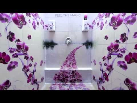 Magic Shower Rooms