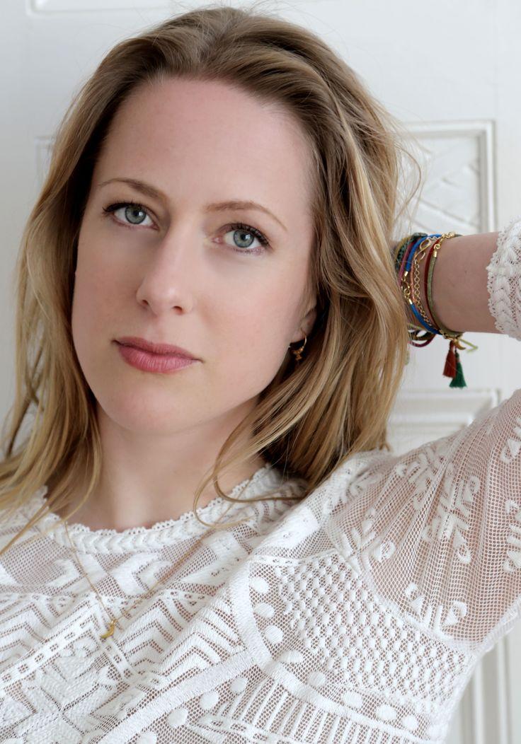 Alexa x vonhey x Patrycia Lukas x Isabel Marant pour H&M x white lace x bracelets