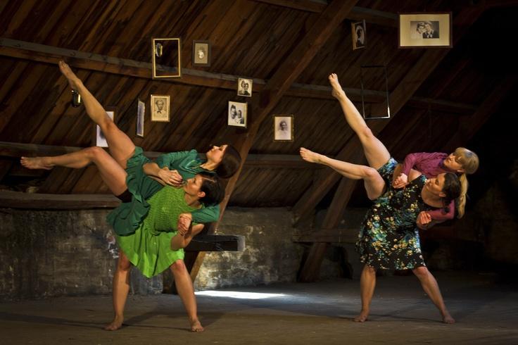 Panta Rei Danseteater - Watch them here: http://www.youtube.com/watch?v=pldmPGkFdqQ