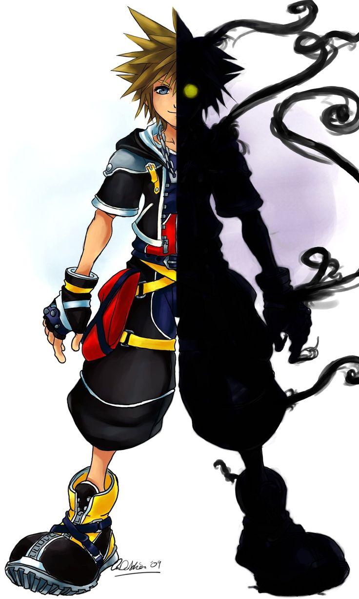 350 best Kingdom Hearts - Sora images on Pinterest | Final fantasy ...