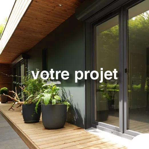 1000 id es propos de plan maison ossature bois sur pinterest maisons ossature bois. Black Bedroom Furniture Sets. Home Design Ideas