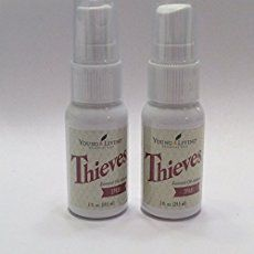 DIY Thieves Spray - All Natural & Good allnaturalandgood.com