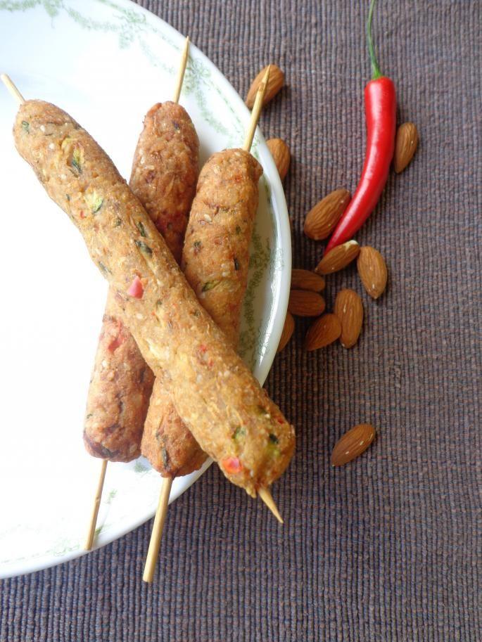 Kefta spiesjes | Vegetarische kookstudio
