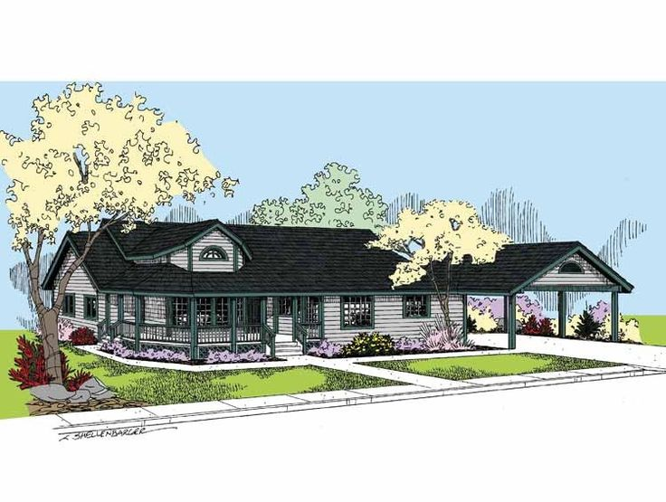 Country house plan with 2131 square feet and 3 bedrooms for Home source com