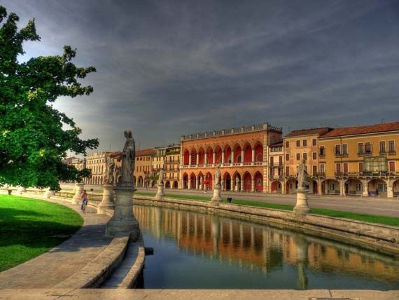 blogdetravel: O excursie de o zi din Veneţia - Padova