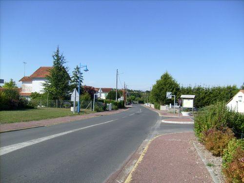 CHAILLEVETTE - Carte plan hotel village de Chaillevette 17890 - Cartes France.fr